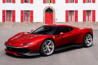 Fantázia-Ferrari a múltból