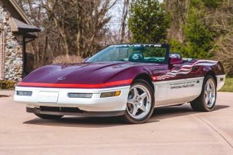A nap ajánlata: 360 millióért 16 darab ritka Corvette
