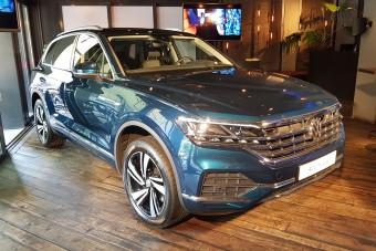 Magyarországon a Volkswagen új zászlóshajója