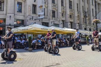 Többféle járművet kitiltanak Budapest belvárosából