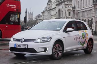 Több száz villanyautó szállja meg Londont