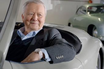 Porsche bácsi elárulja, hogy mik a kedvenc Porsche modelljei