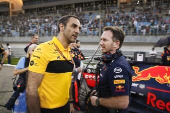 F1: A Renault lebeszéli a Red Bullt a Hondáról