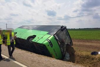 Ezt lehet most tudni a súlyos buszbalesettel kapcsolatban