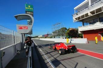 F1: Ki vezet a héten Barcelonában?