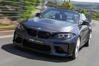 A BMW nem merte, de ők megcsinálták az M2 kabriót