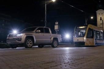 A Volkswagen elhúzta a debreceni villamost