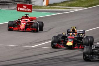 F1: Vettel most a virtuális biztonsági autóra panaszkodik