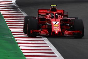 F1: Ezért kavartak a gumikkal Räikkönenék