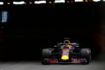 F1: Pályarekorddal nyitott a Red Bull Monacóban