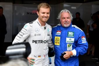 F1: Rosbergben felmerült a visszatérés