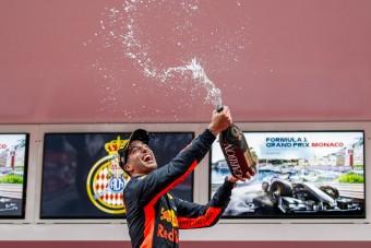 F1: Ricciardo árat emelt Monacóban