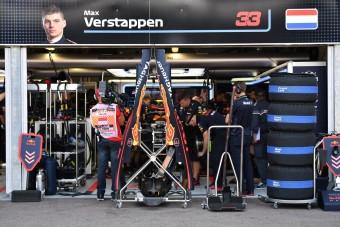 F1: Brutális leckét kapott Verstappen
