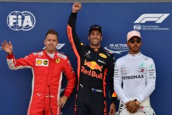 F1: Ricciardóból másodhegedűst csinálnának?