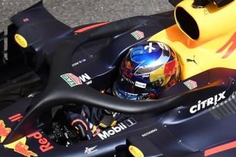F1: Ricciardo eddig tartja a szavát