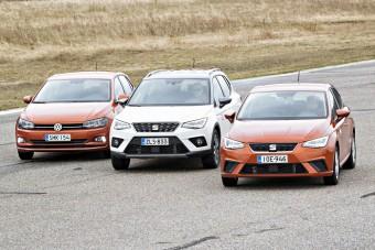 Magától oldódó biztonsági öv: videón a VW-malőr