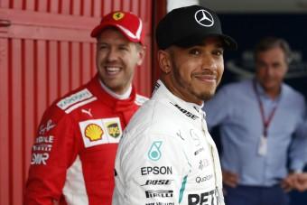 F1: A pilóták felhúzták az elnököt