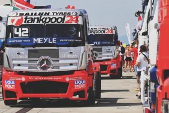 Hét érdekes szabály, amit érdemes tudni a kamionversenyekről