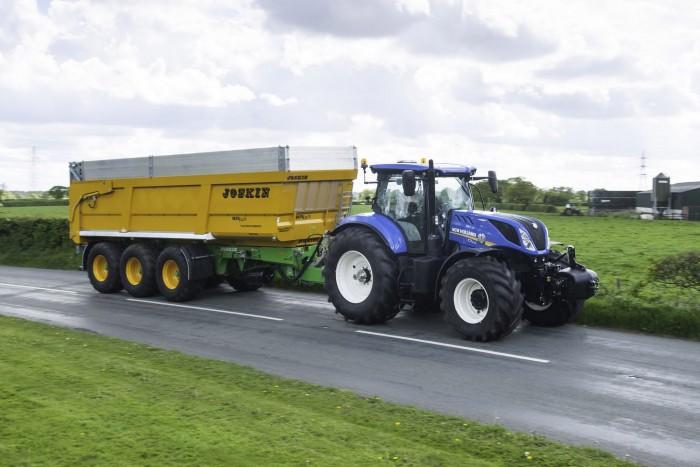 Traktor nehézpótkocsi jogosítvány