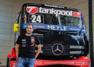 Most hétvégén indul a kamion Európa-bajnokság