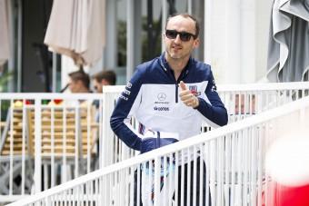 Kubica: Kínos volt, a Williams vezethetetlen
