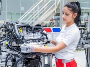 Már ezek a motorok is a győri Audinál készülnek