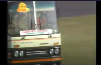 Egy elfeledett hazai világrekord elszánt buszsofőrökkel a főszerepben