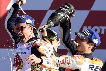 MotoGP-bajnokot ültetnek az F1-es Red Bullba