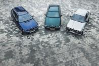 Három 3-as a BMW-től