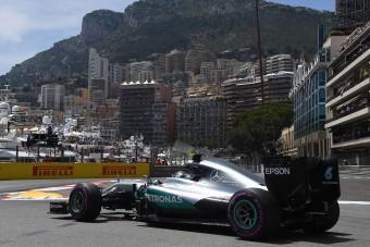 F1: Rosberg is vezetni fog Monacóban
