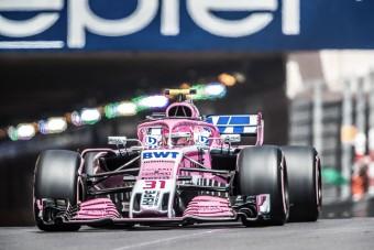 F1: A Force India tagadja, hogy segítené a Mercedest