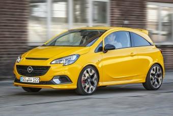 150 lóerős lesz az Opel Corsa GSI