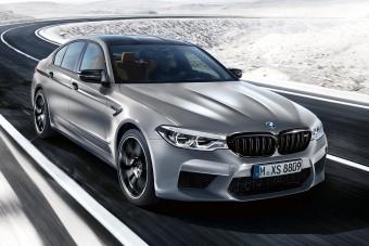Elkészült a legállatabb BMW M5