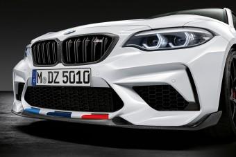Karbonnal könnyíthető a BMW izmosabb M2-ese