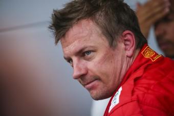F1: Räikkönen már készül a visszavonulásra?