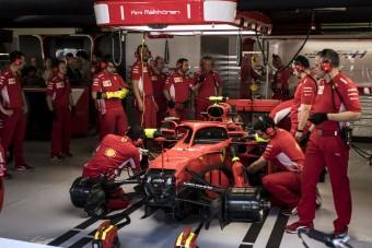 F1: A Mercedes bemártotta a Ferrarit?