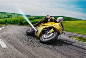 Rakétákat építenének be a motorkerékpárokba