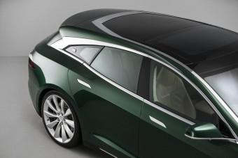 Itt a kombi Tesla Model S, amire már sokan vártak