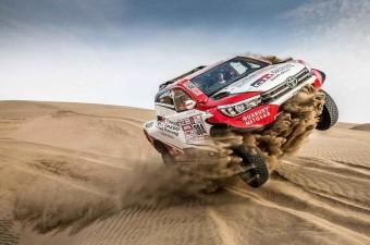 Dakar 2019: Bolívia és Chile sem rendez szakaszt