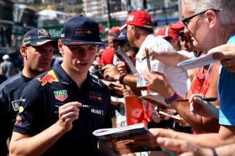 F1: Falnak ment a favorit, megszakították az edzést