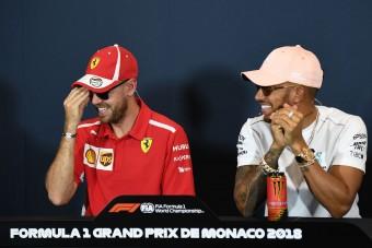 F1: Hamilton és Vettel örül a monacói lázadásnak