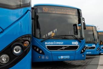 Ezért köpte le az utast egy buszsofőr Budapesten
