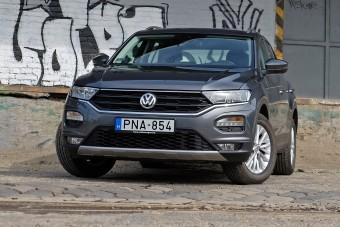 Semmi extra, egy új Volkswagen