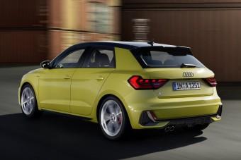 Négy méter agresszió az Auditól