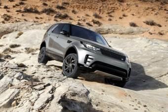 Robotautót küld terepre a Land Rover