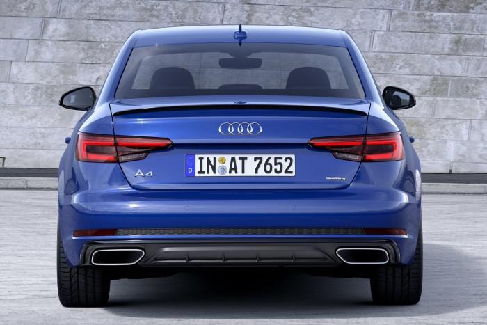 Megújult az Audi A4 1