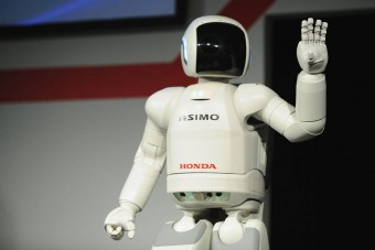 Búcsúzik Asimo, a Honda cuki robotja
