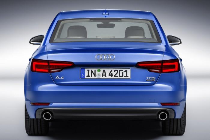 Megújult az Audi A4 2
