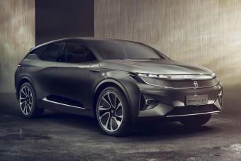 Összejött a pénz, jövőre beindul a kínai elektromos luxus-SUV gyártása