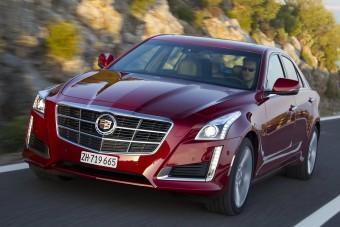 Minden Cadillac önvezető lesz